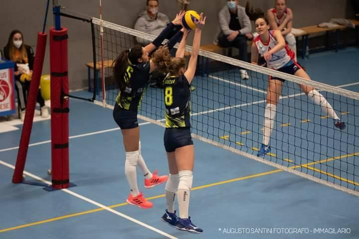 volley femminile derby tecnoteam albese picco lecco