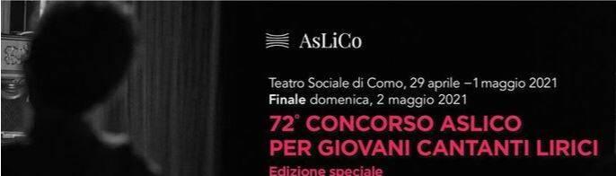 72° concorso Aslico