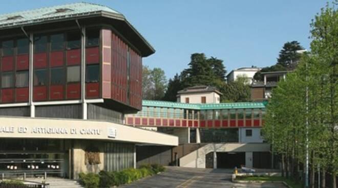 banca credito cooperativo cantù generica sede centrale cantù
