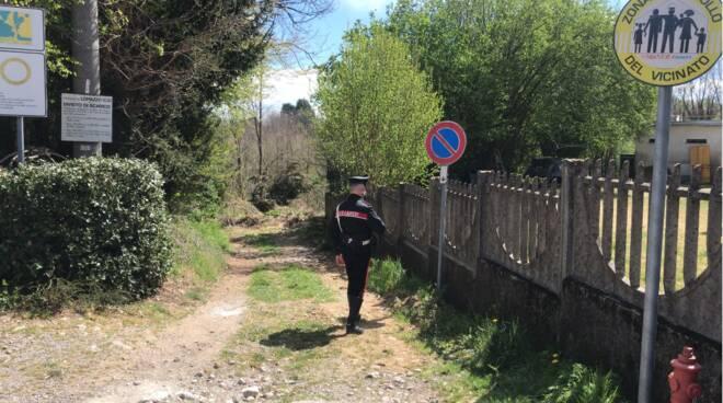 carabinieri arresti per spaccio boschi Lomazzo Lurate
