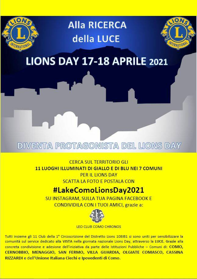Lions Day 2021