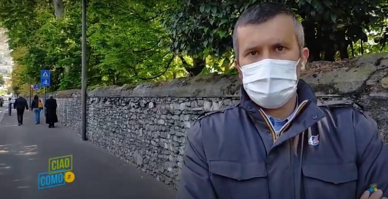 Prima settimana hub vaccinale Villa Erba Cernobbio