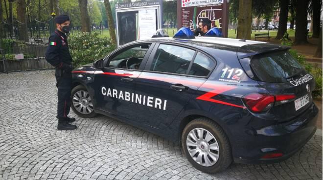 Arrestati tre minorenni Rovello Porro Rovellasca