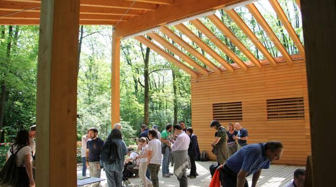 Riapertura centro biodiversità Parco Lura