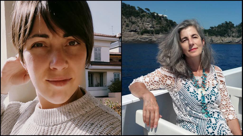 Rosa Sciocchin' Clara Seveso e Giovanna Montanelli