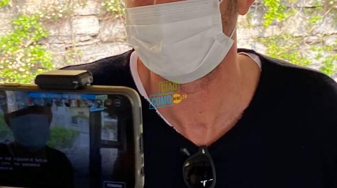 giacomo gattuso alle natore del como intervista sulla curiera di asf dopo la promozione