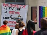 manifestazione piazza verdi como giovani uds contro discriminazione sessuale