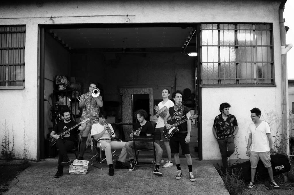 Storie Nuove primo album Five Quarters