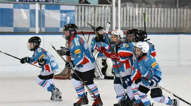 trofeo gosetto per ragazzi under 11 hockey como