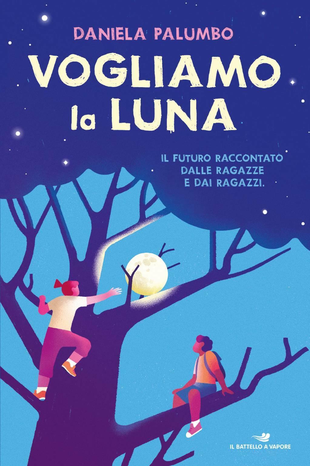 voglio la luna libro