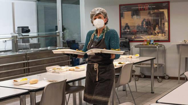 volontari cucina ozanam