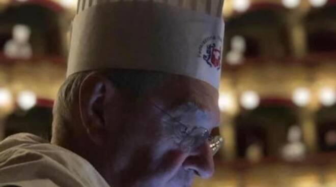 cesare chessorti chef di como morto oggi lui in cucina e abbondino oro como
