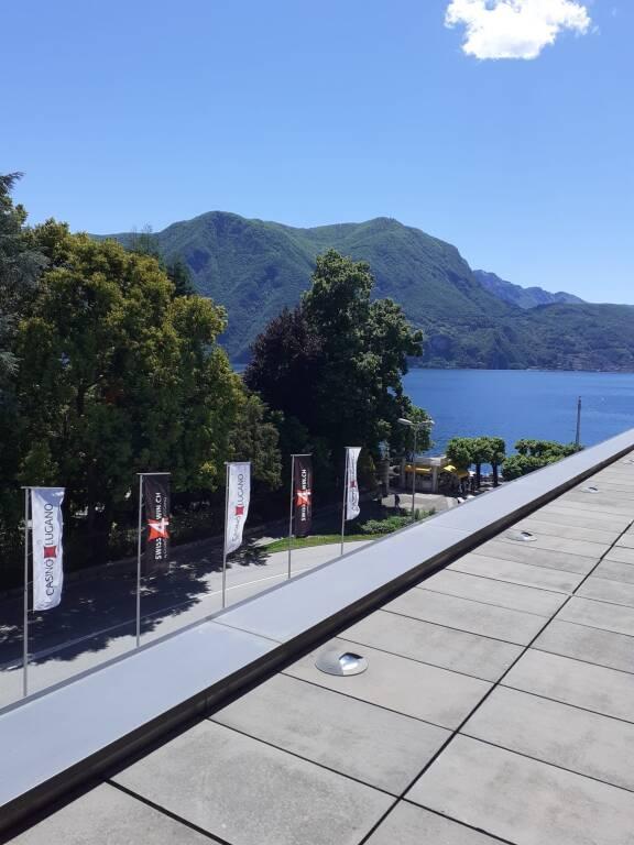 Conferenza stampa Casino di Lugano bilancio 2020