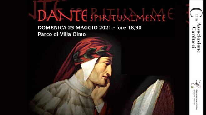 Dante Spiritualmente carducci