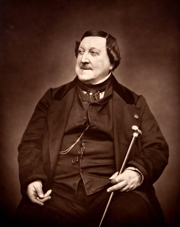 Di tanti palpiti gioacchino Rossini
