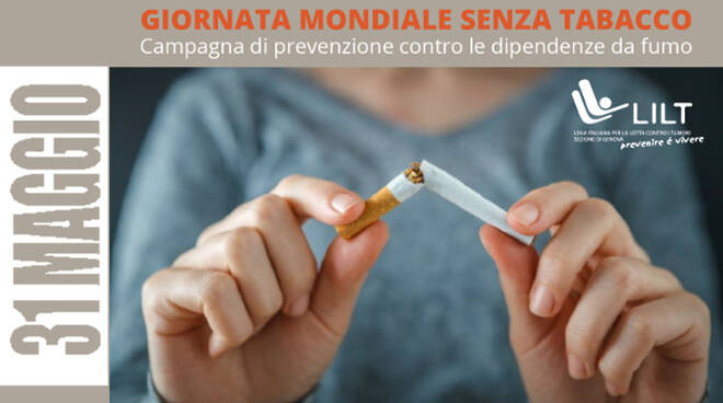 giornata senza tabacco