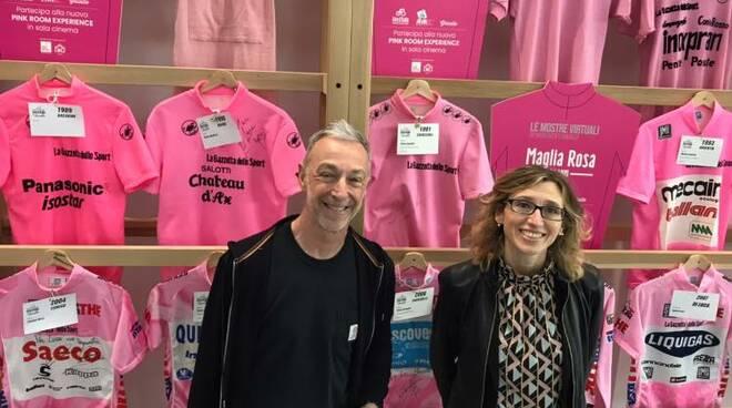 Il premio Torriani al Ghisallo tra maglie rosa e grandi campioni
