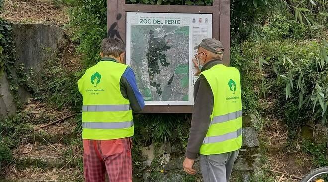 mappe Zoc del Peric