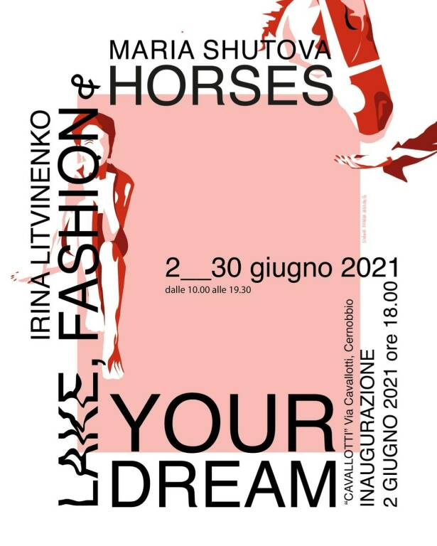 mostra your dreams cernobbio
