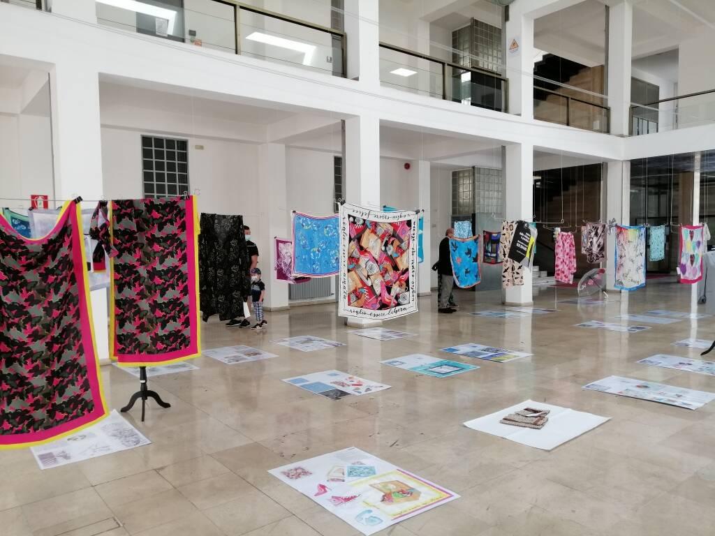 Premiazione concorso Cambiare con la Moda Telefono Donna Como Palazzo Terragni