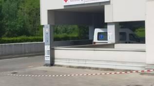 pronto soccorso ospedale sant'anna cartello ingresso generico