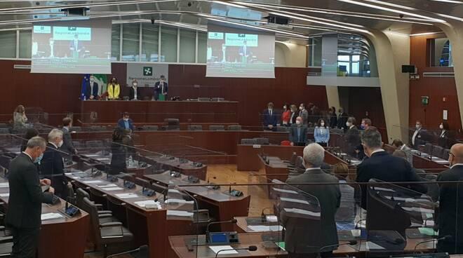 silenzio consiglio regionale per tragedia del mottarone presidente fermi aula