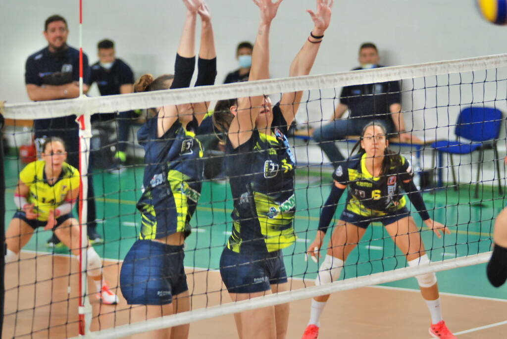 tecnoteam albese gara 1 play off promozione in A2 ad Ostiano