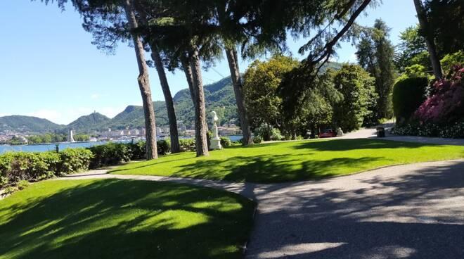 villa del grumello 2021 presentazione nuova stagione con iniziative
