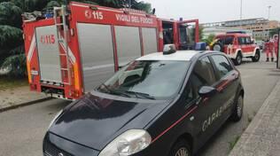 Alarme bomba alla motorizzazione civile