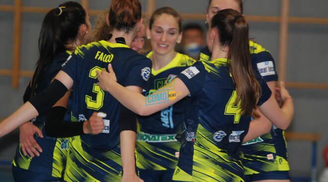 albesevolley supera cremona e vola in finale playoff per la promozione in A2