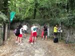 Como pulita e gli studenti del Ciceri fanno il bis sulla strada che porta al Castel Baradello