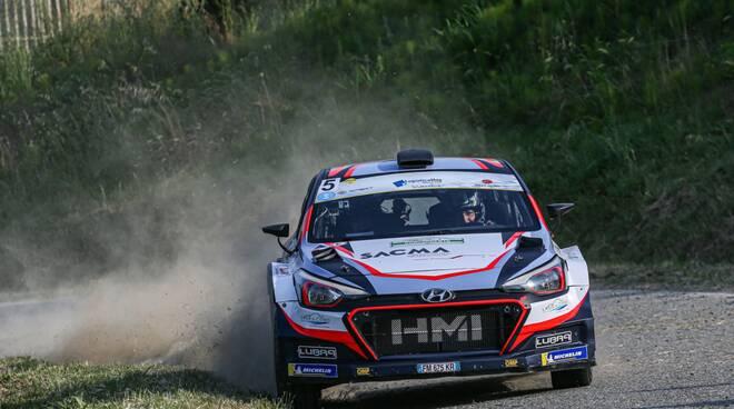 corrado fontana campionato italiano rally wrc