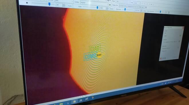 eclissi oggi nel comasco luna tra sole e terra gruppo astrogili lariani