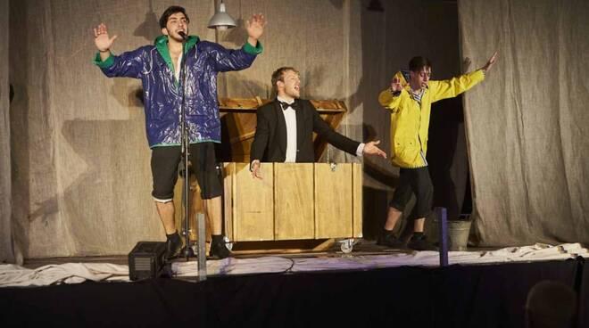 Barabba's Clowns a Borghi in Scena Valsolda