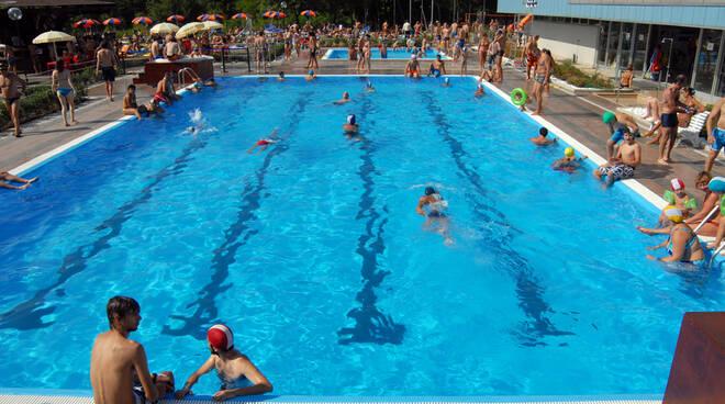 piscina di Casate
