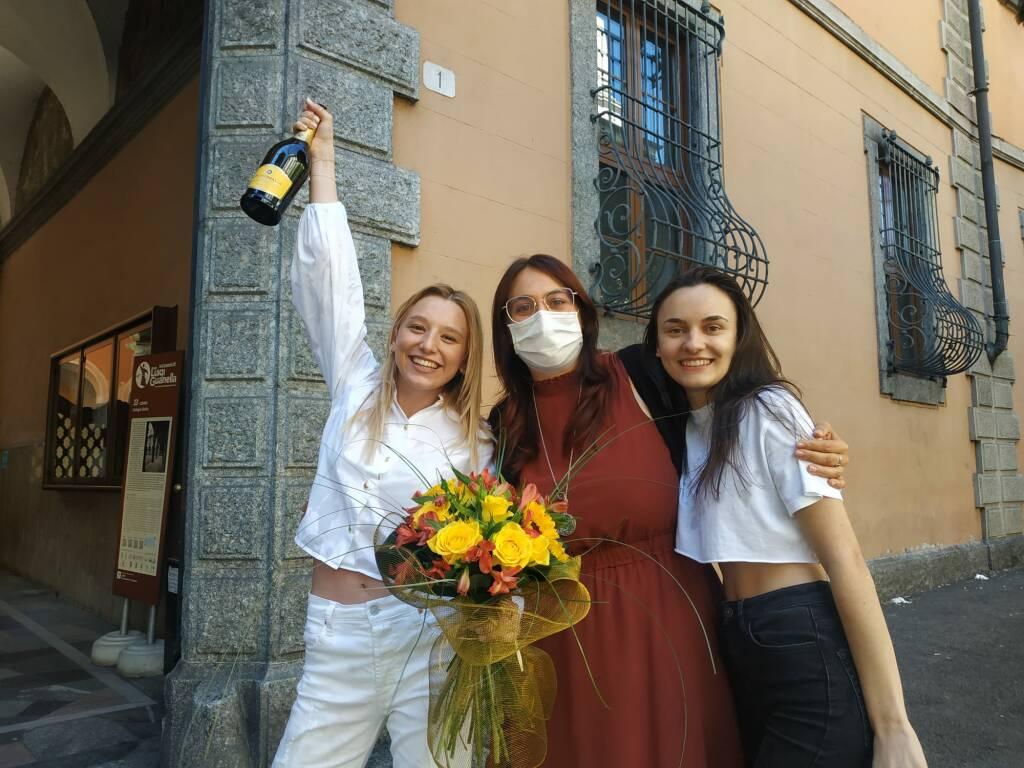 Maturità 2021 al Collegio Gallio di Como