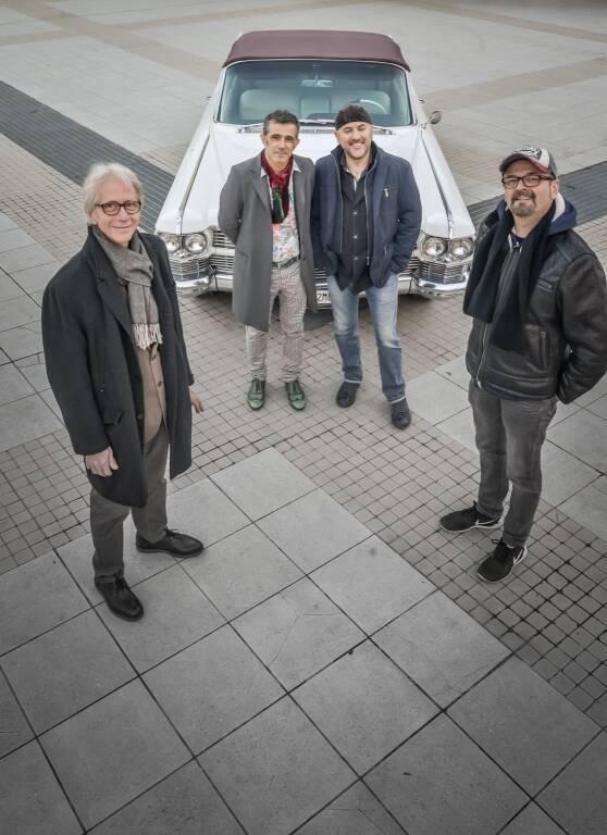 Villa Olmo Paolo Fresu Devil Quartet