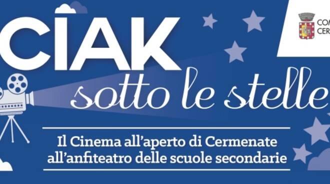 Cermenate cinema all'aperto 2021