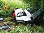 incidenti oggi casasco intelvi e como via milano soccorsi auto e moto