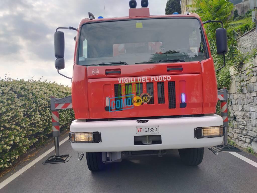 mezzo pompieri generico per interventi vari in provincia vigili del fuoco