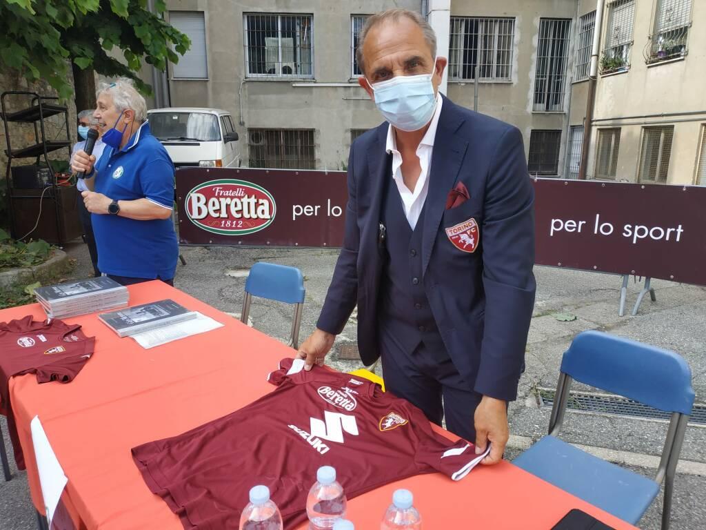 presentazione affiliazione Libertas San Bartolomeo e il Torino FC Academy