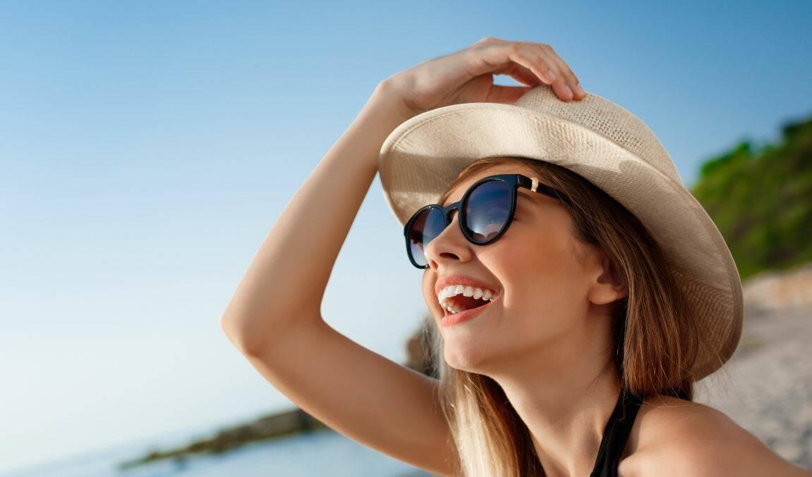 proteggere occhi estate