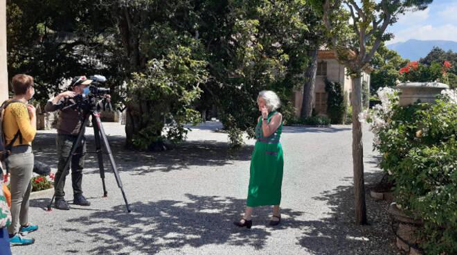 televisioen francese foto notizia