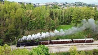 treno storico lario express