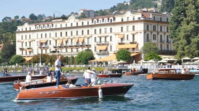 villa d'este scafi classici
