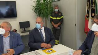 A Como ministro sviluppo economico Giorgetti per summit su maltempo ed emergenza frane
