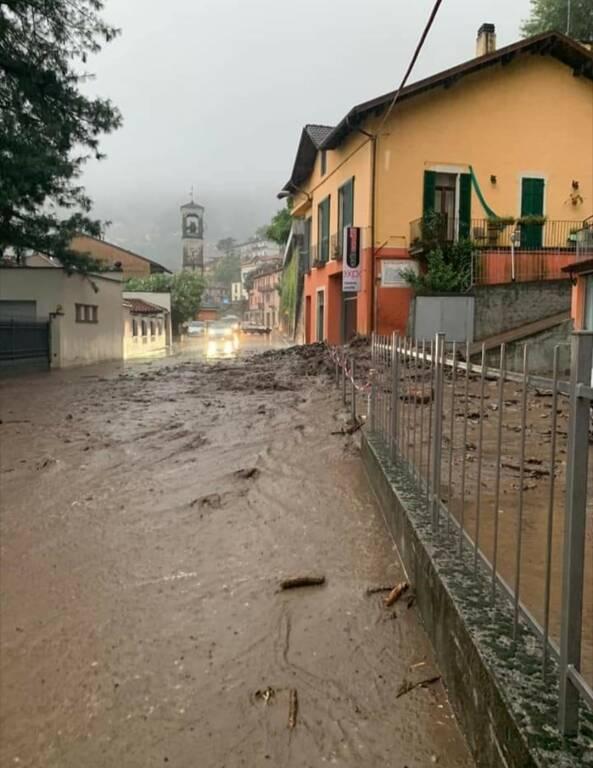 alluvioni e frane strada regina 27 luglio 2021 asf