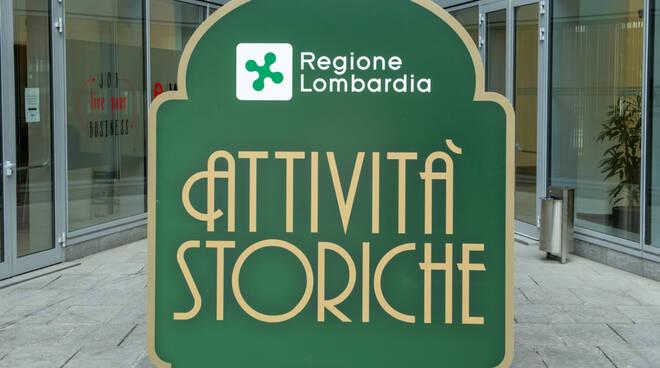 attività storiche regione lombardia premiazione a milano