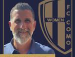 esteban de la fuente nuovo allenatore como women calcio donne