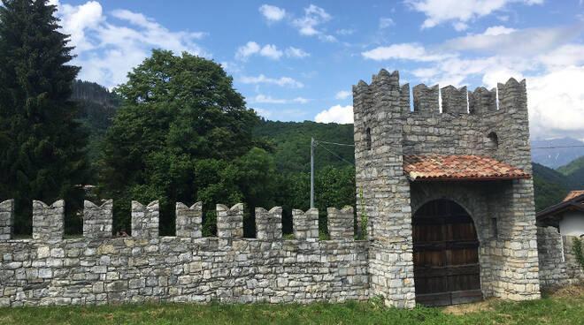 FAI giovani castello sormano
